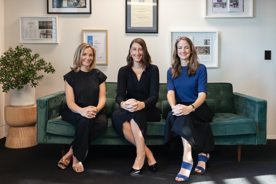 CHE Proximity appoints Tash Johnston, Patrycja Lukjanow and Grace Vizor to senior roles; Jess Coulson promoted to managing partner