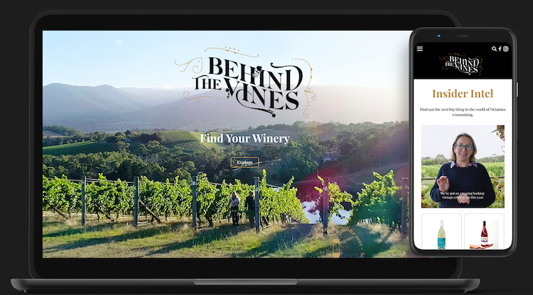 Wine Victoria connects wine lovers to the best of their backyard with 'Behind the Vines' via Taboo
