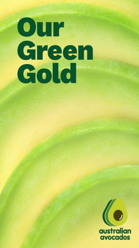 Australian avocados officially unofficially sponsor pretty much everything Australian ever in new 'Our Green Gold' campaign via TBWA\Sydney