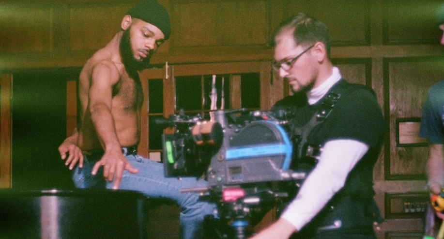 Q&A: Director Stefan Hunt on creating a film that honours the elderly via the expression of dance