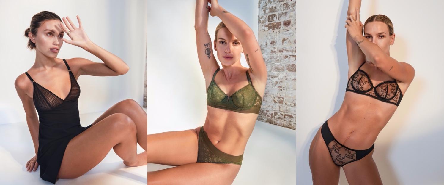 Simone & Simone Pérèle launches free-spirited lingerie campaign via The Mint Partners