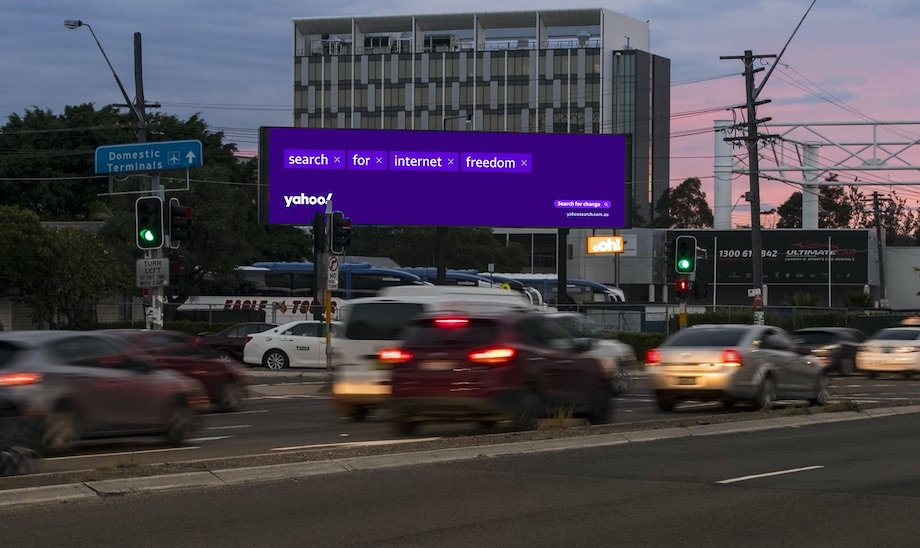 Yahoo challenges people to switch up their search habits in new campaign via CHE Proximity