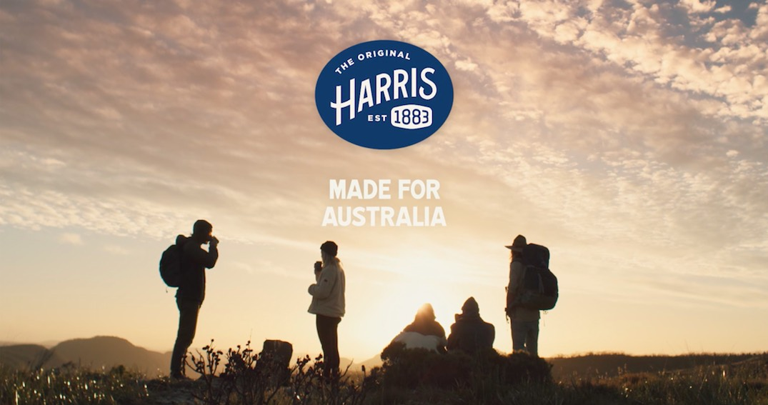 Harris Coffee launches the next iteration of its 'Made for Australia' brand platform via Edge