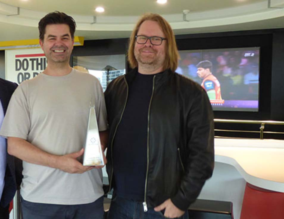 Major shake-up at DDB New Zealand as group CEO Justin Mowday and CCO Damon Stapleton set to depart to head The Monkeys start-up in NZ