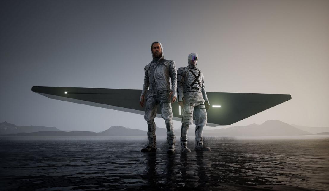 Collider Studio break ground with Unreal Engine; creates music video made entirely in the platform