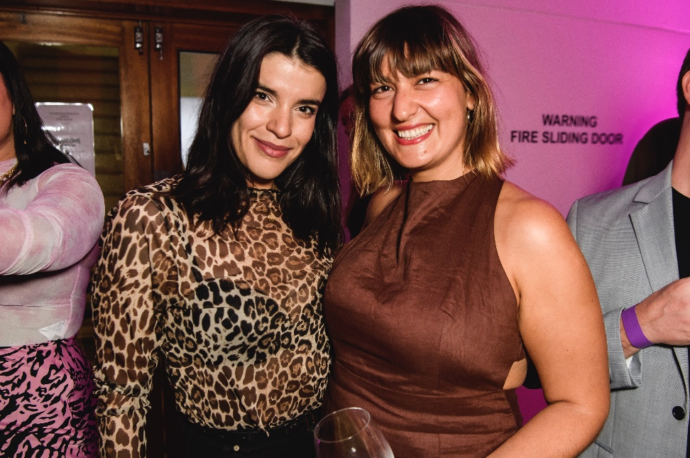 Heckler and Sonar Music bring industry together at AWARD Awards after party