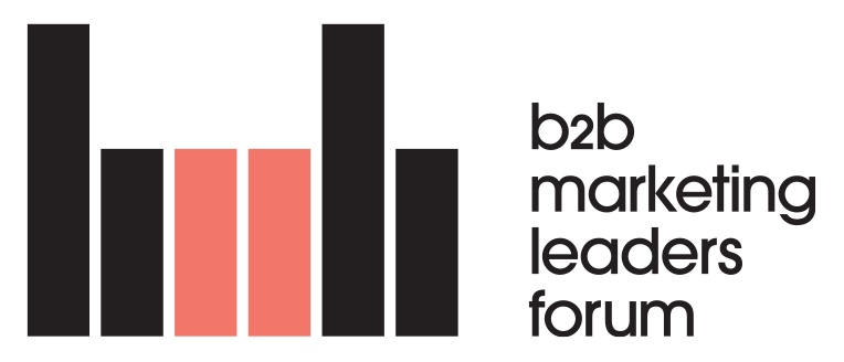 B2B Marketing Leaders Forum builds upon the classic bar chart in new rebrand via Just Global