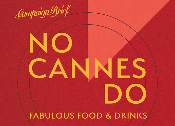 Campaign Brief 'No Cannes Do' cancelled ~ A new invite-only event TBA, to be sponsored by Fin Design + Effects, Photoplay and Music Mill