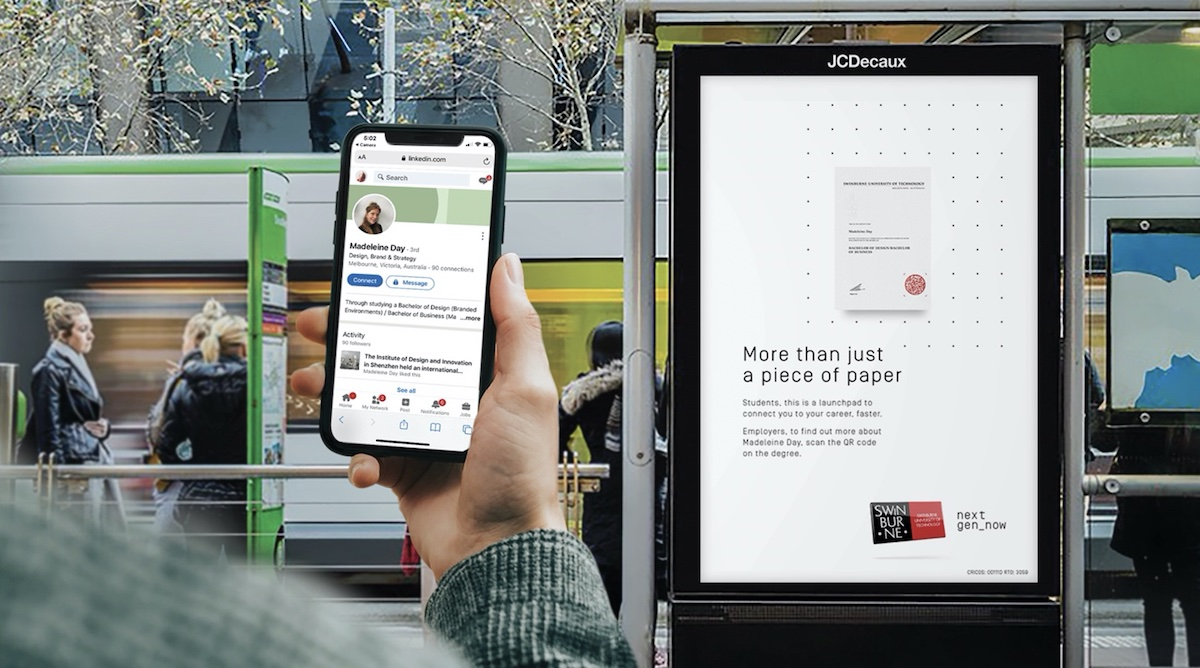 Swinburne University of Technology and Deloitte Digital launch 360-degree initiative with diploma that connects graduates with employees digitally