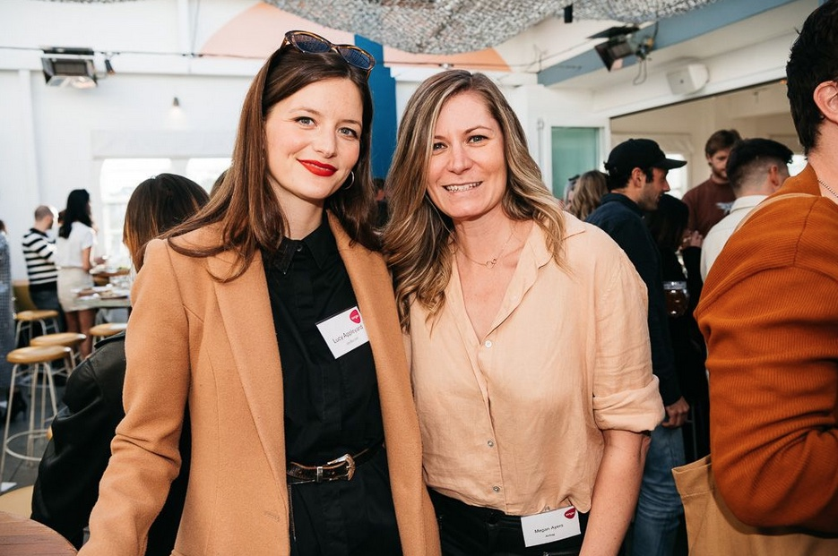 Updated with more pics: Sydney adland's future legends attend the inaugural Little Legends Lunch ~ sponsored by Song Zu, Big Sync and Campaign Brief