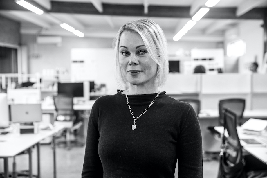 Special hires former Dentsu GM of strategy Claire Bradbourne to guide global growth