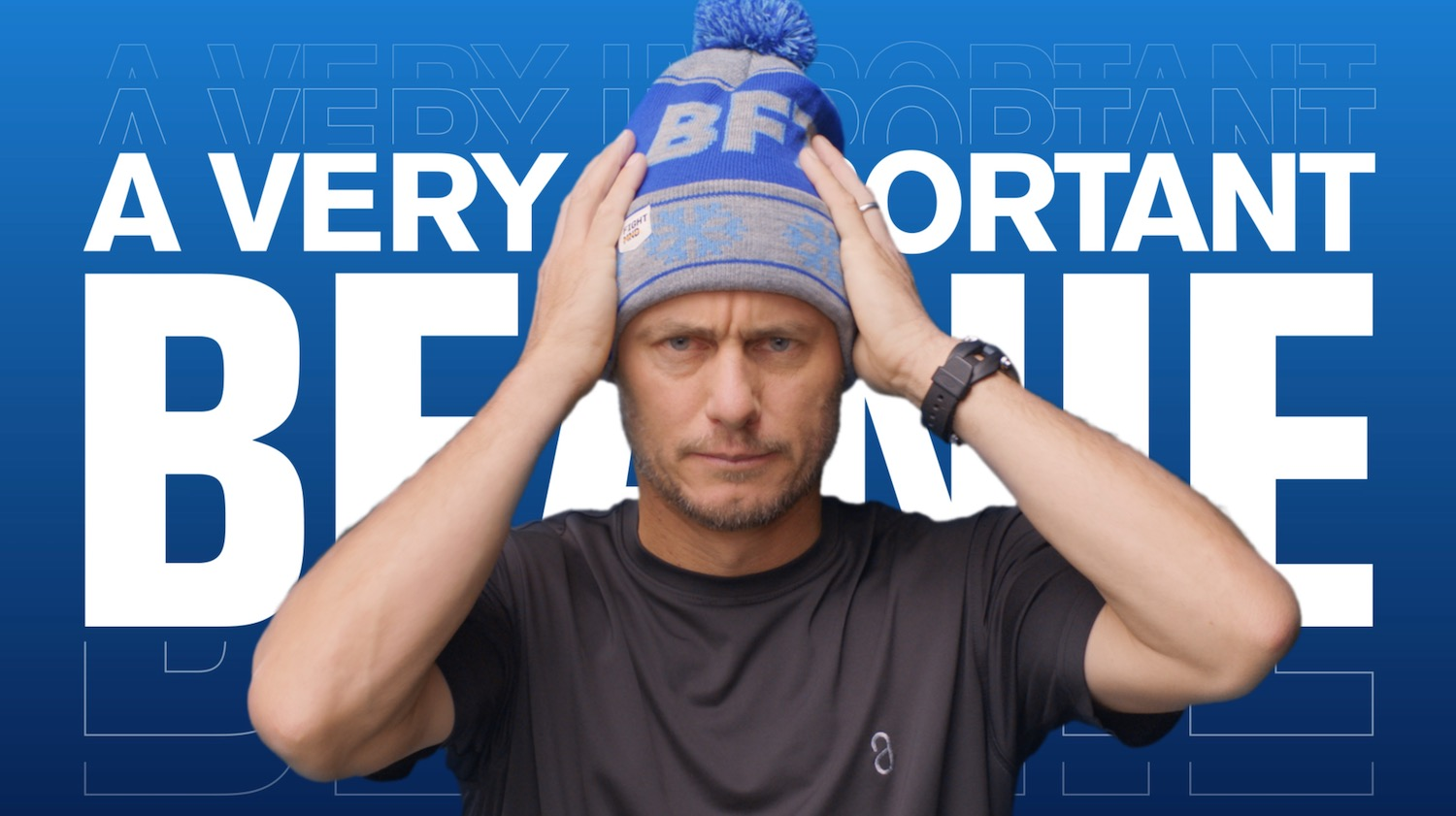 FightMND launches new campaign for the 'Very Important Beanie' via Clemenger BBDO Melbourne