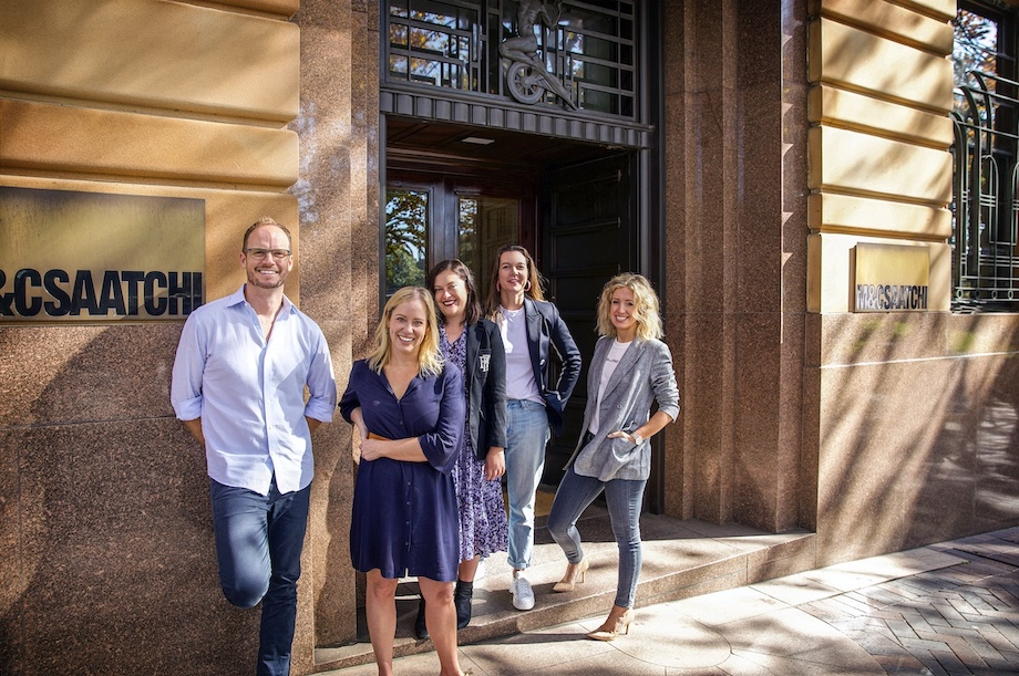 M&C Saatchi Sydney reinforces Australian strategy team with multiple promotions