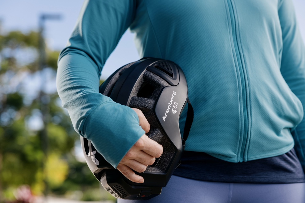 Telstra unveils world-first prototype that could save cyclists lives via The Monkeys and Herd MSL