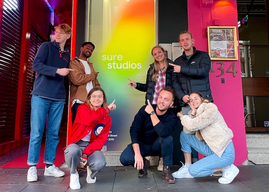 Yeah Sure no more; Sydney-based production studio relaunches with fresh new look and feel