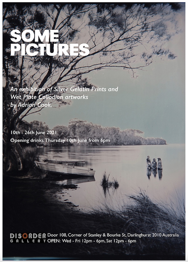 '#Some_Pictures' an exhibition by Adrian Cook opens today Thursday 10th June in Sydney