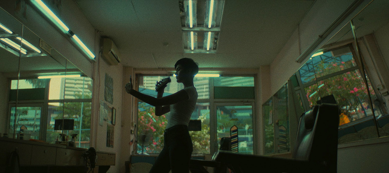 electriclimefilms signs director Nicholas Lam