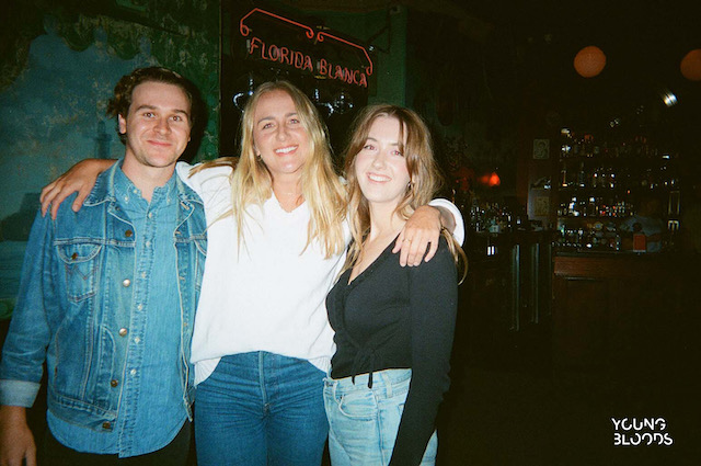 NSW's Youngbloods return to the industry's social scene with a bang