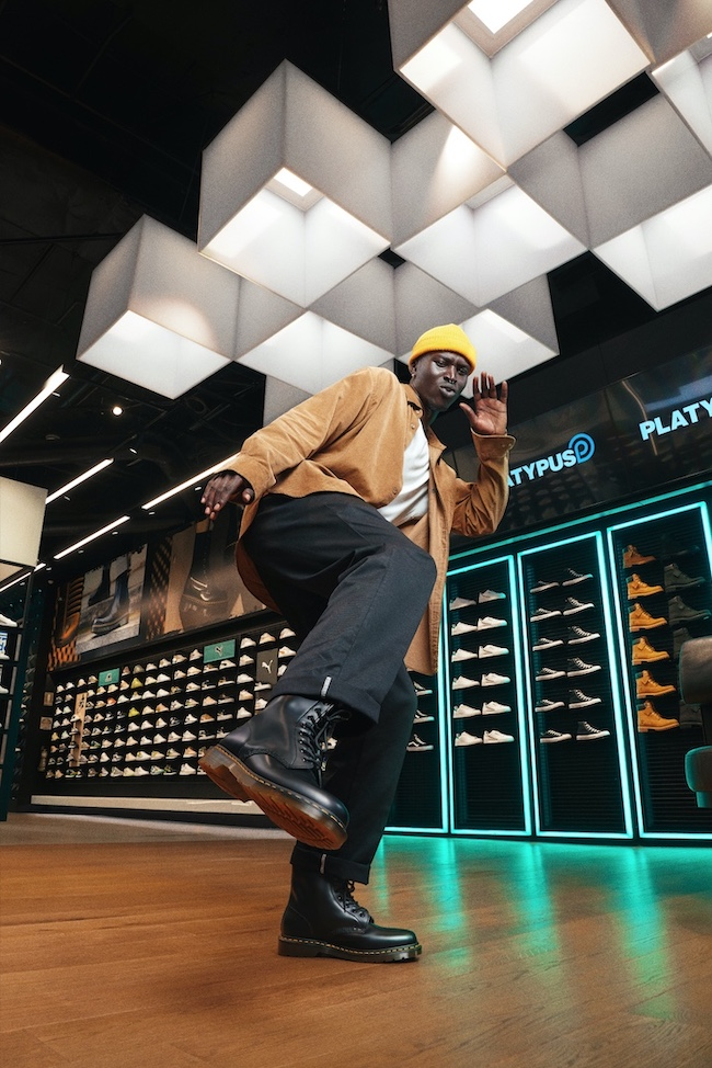 PUSH unearths underground dancers for new Platypus campaign 'Get Your Kicks' via Taboo