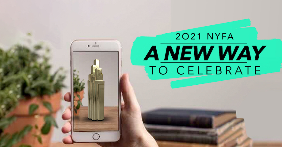 New York Festivals Advertising Awards to honour Award Winners with augmented reality trophy