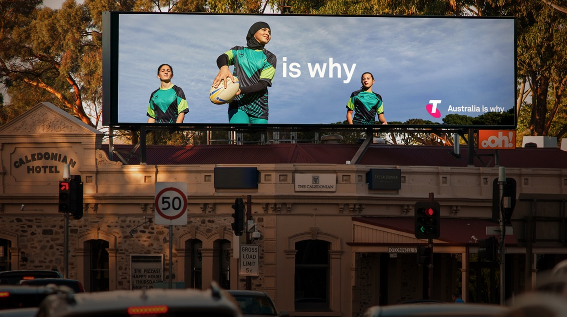 Telstra launches new 'Australia Is Why' brand campaign via The Monkeys, part of Accenture