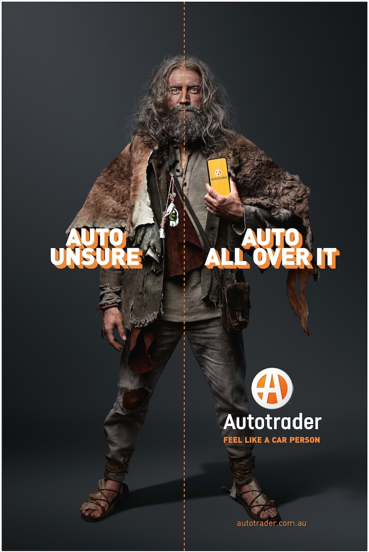 Autotrader launches new 'Feel like A Car person' brand platform via Saatchi & Saatchi