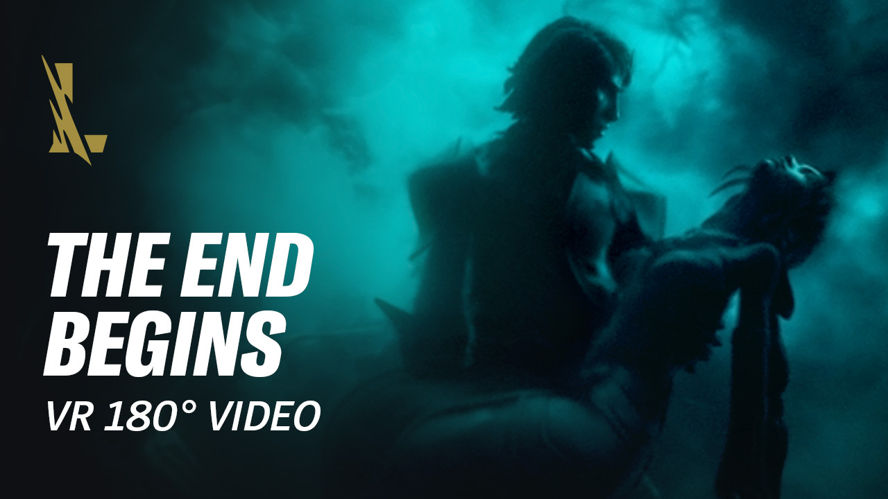 New Holland creates global 180 campaign film for Riot Games via BBH Singapore