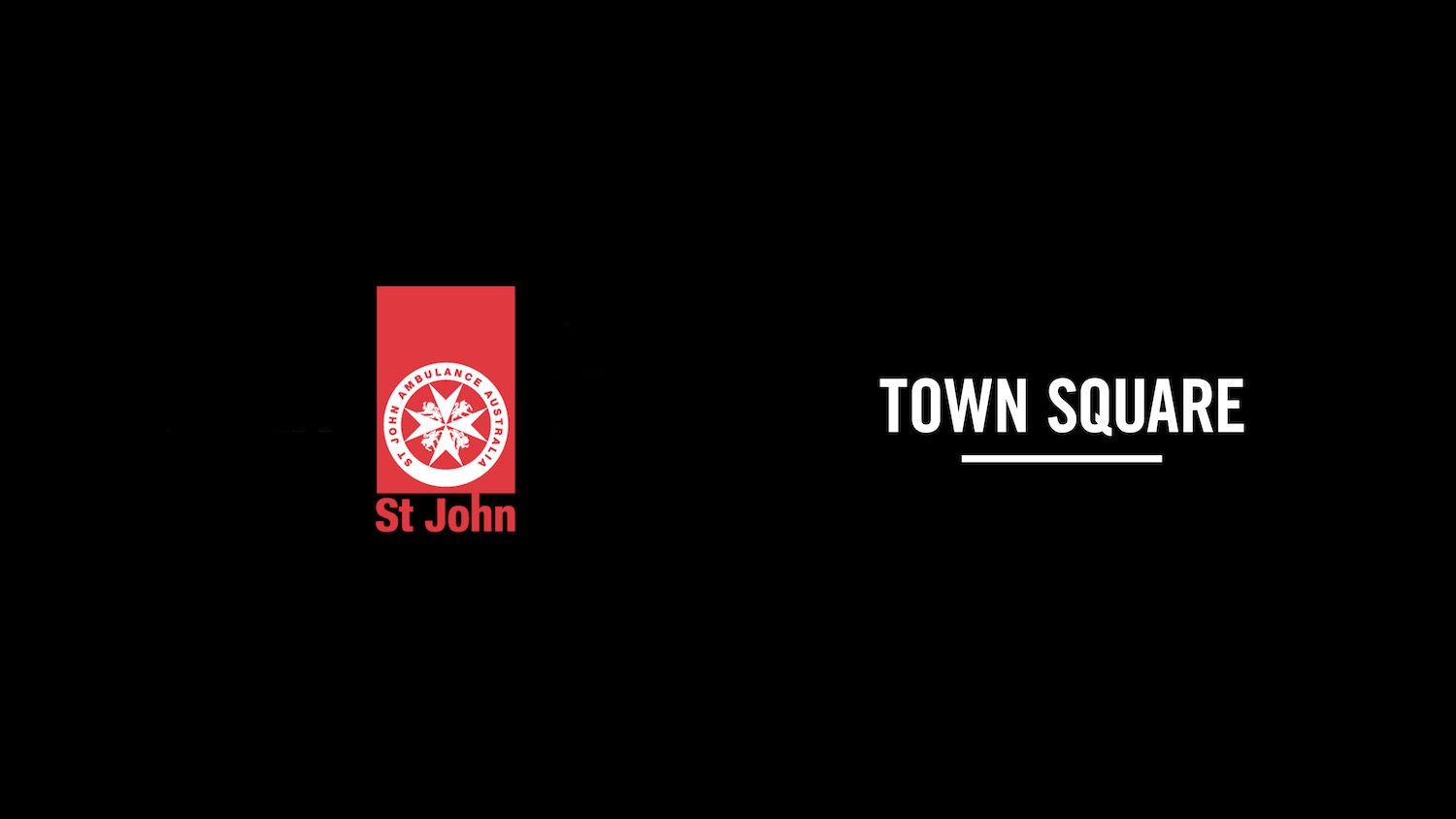 St John Ambulance Victoria appoints Town Square following a competitive pitch