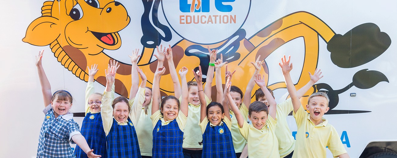 Life Education Australia appoints 10 Feet Tall as its new creative agency of record