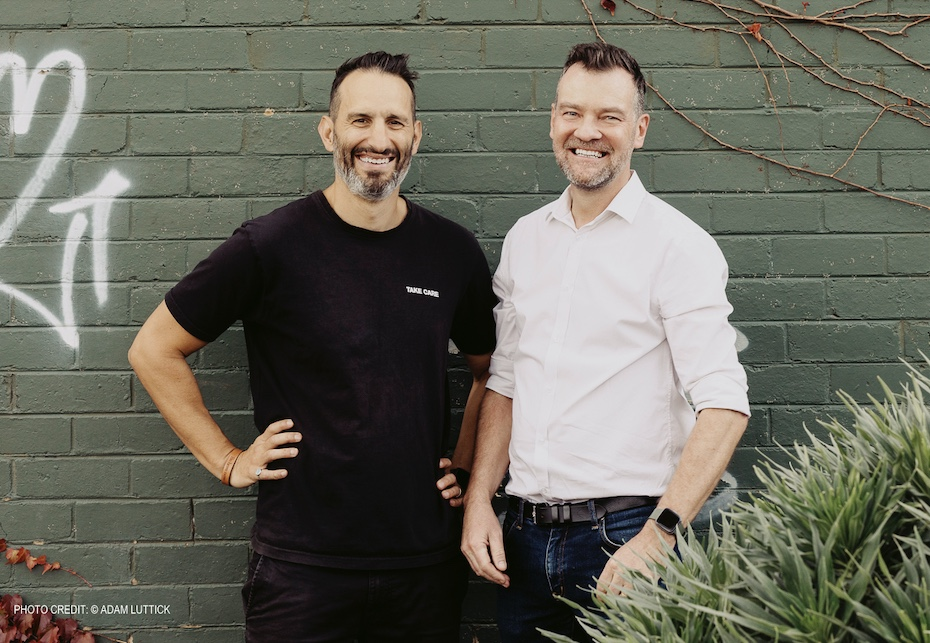 Melbourne admen Alex Wadelton and Jonny Clow launch new for-purpose agency Silver Lining