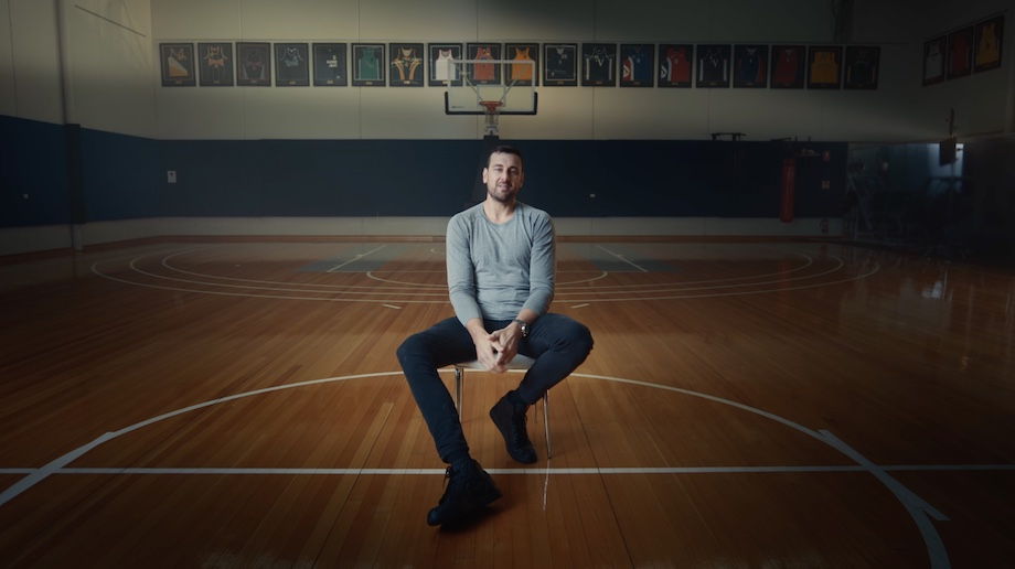 Crater director Ben Gattegno takes viewers into the career of NBA star Andrew Bogut for Bet365