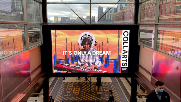 Collarts launches new 'It's only a dream, 'til it's not' campaign via Gen C and Match & Wood