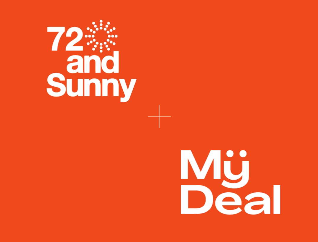MyDeal appoints 72andSunny as new creative agency following a competitive pitch