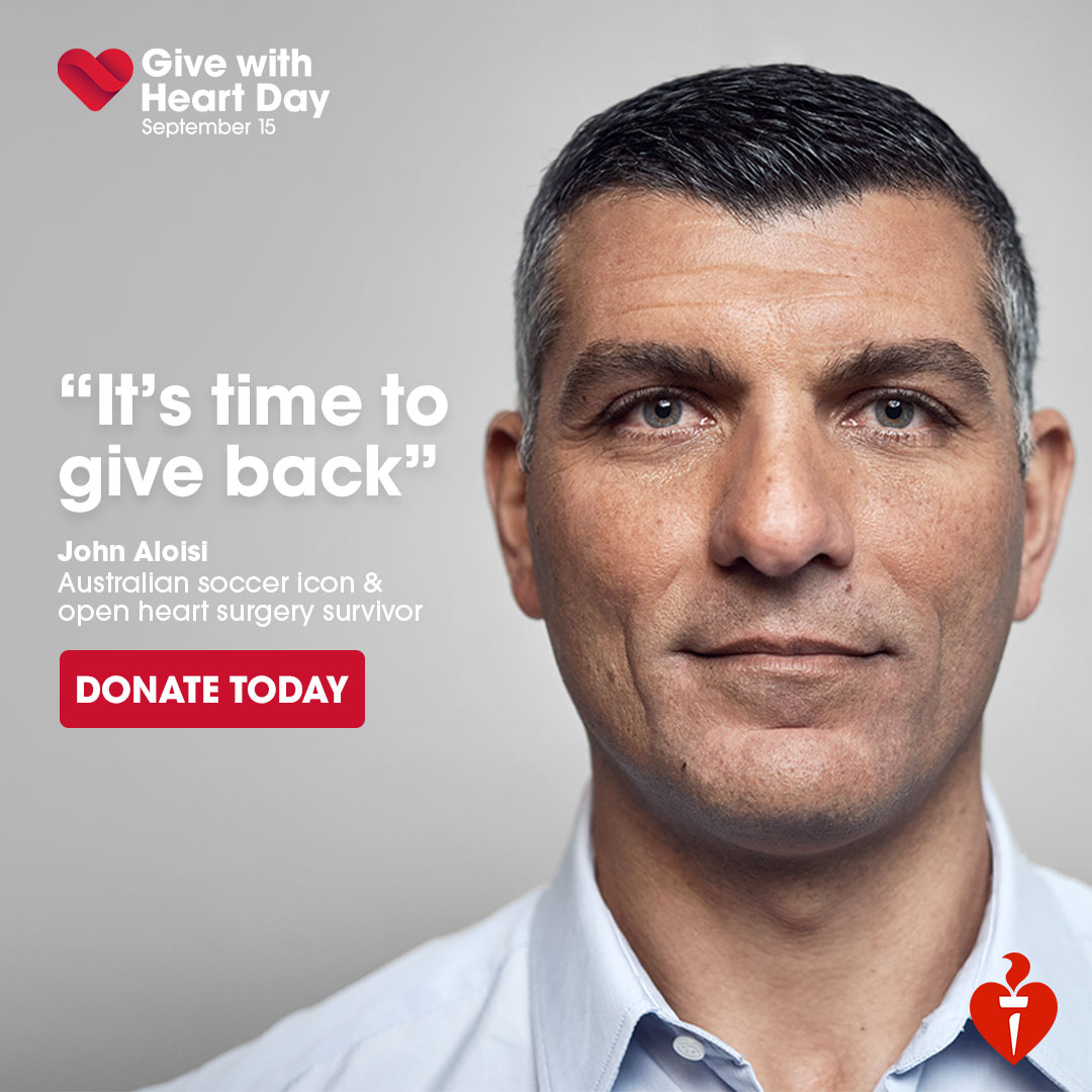 National landmarks light up red for Give with Heart Day in new campaign via DDB Remedy
