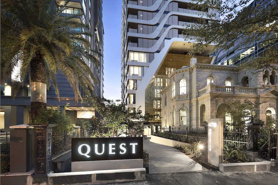 Quest Apartment Hotels appoints The Core Agency as creative agency following a competitive pitch
