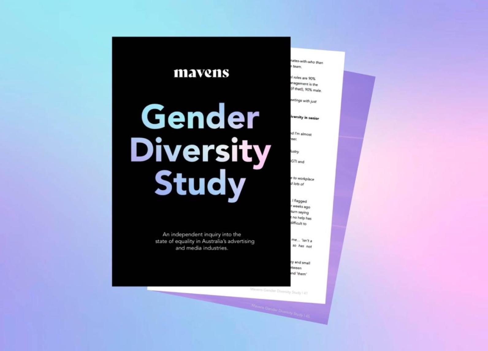 Mavens launches new Gender Diversity report