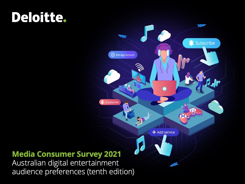 Subscription fatigue? Not yet but on the way, Deloitte's Media Consumer survey reveals