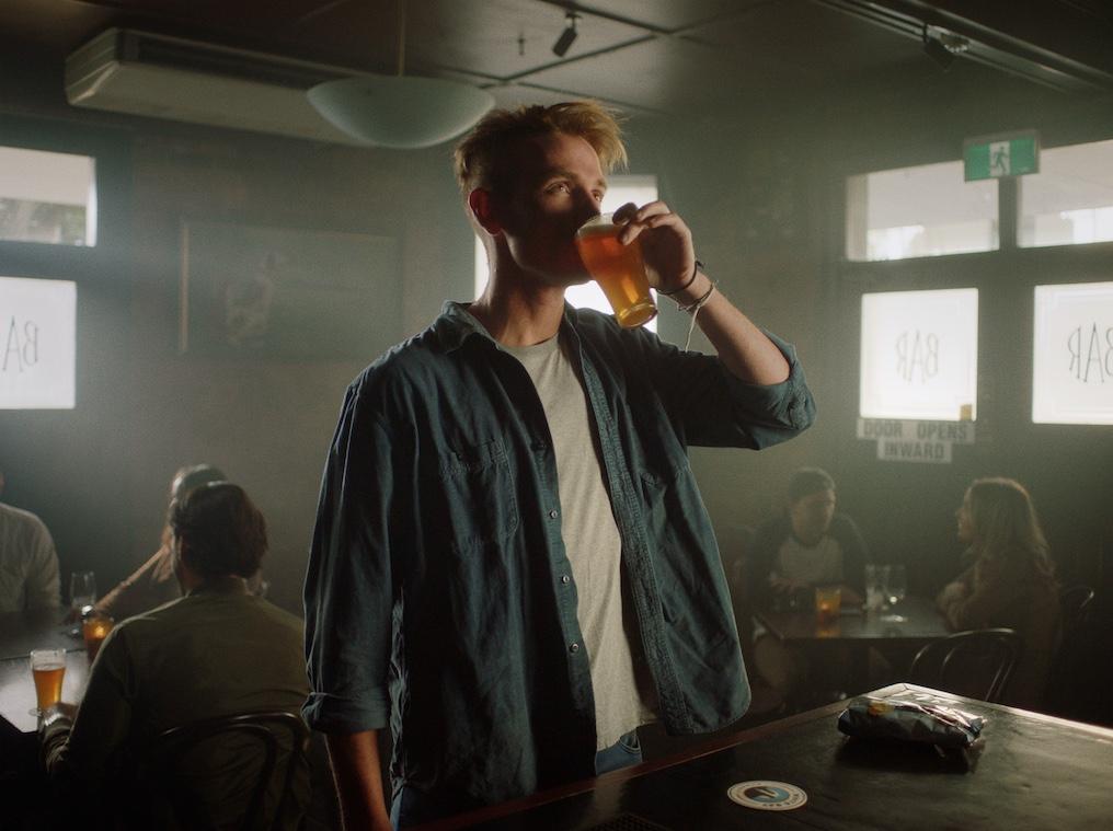 Nostalgic moments at the pub shared in Ed de Carvalho + Tom Sacre's short film My Old Friend