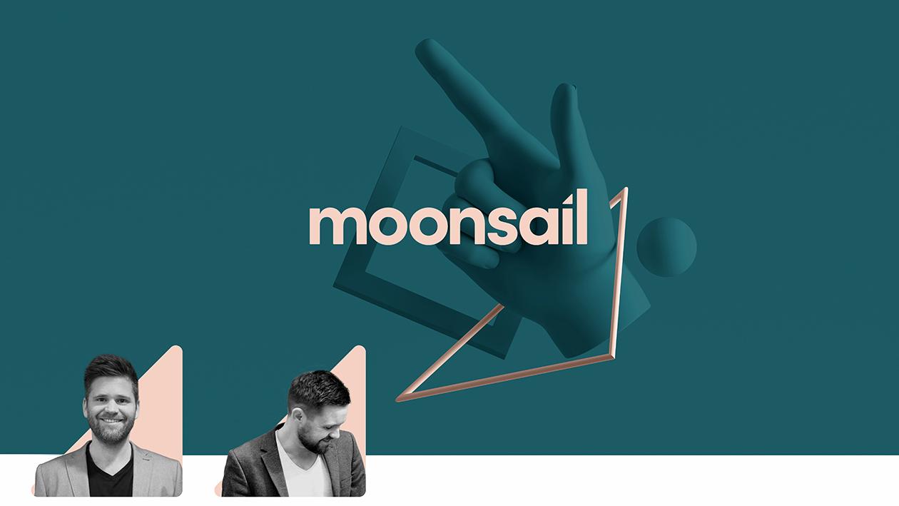 Paul Coghlan and Matt Nankivell launch new Perth based creative agency Moonsail