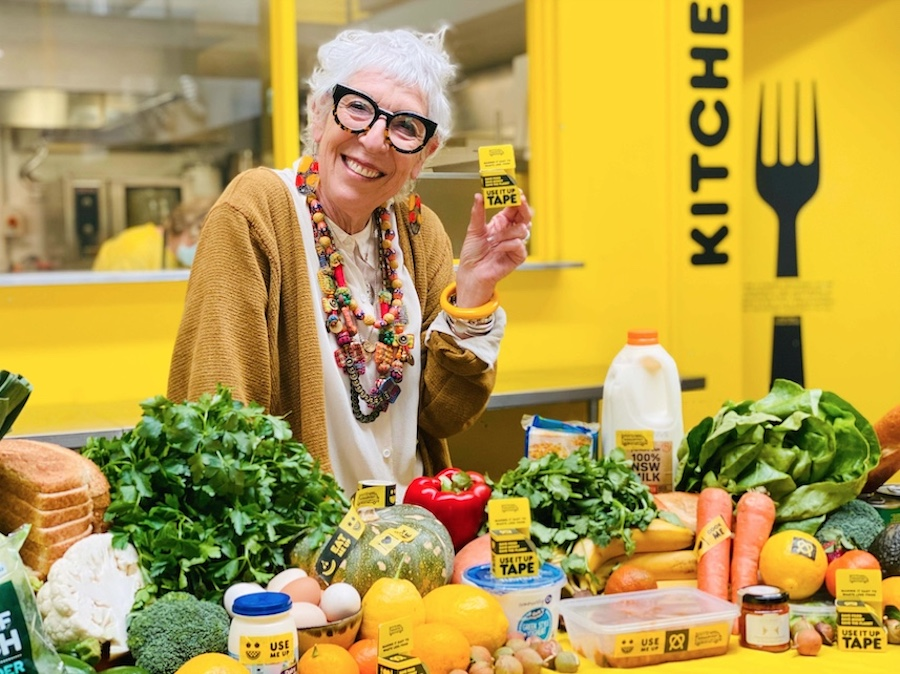 OzHarvest launches Use It Up, a world-first product to help fight food waste and climate change from the kitchen via R/GA Australia