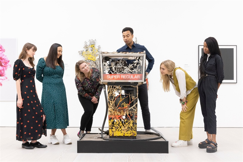 Saatchi Gallery welcomes M&C Saatchi Group as a principal patron in a three-year partnership