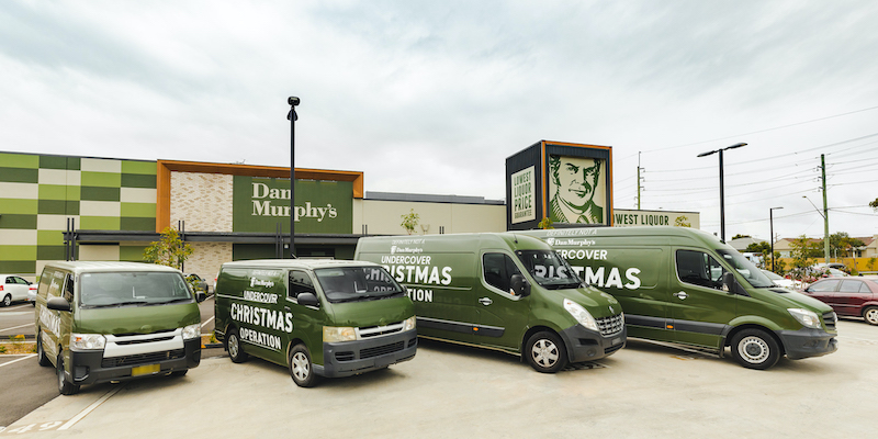 How Dan Murphy's won delivery share in a COVID Christmas
