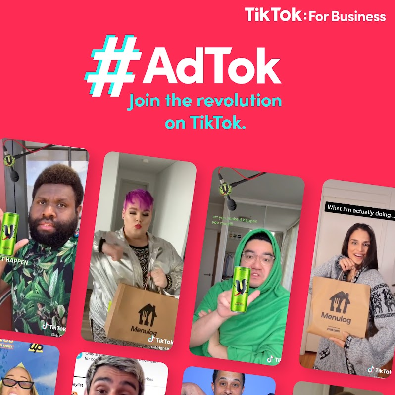 Brett Armstrong: TikTok For Business taps Macca's, VEGEMITE and Cottee's to launch #AdTok