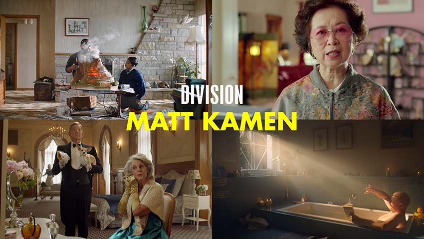 AWARD-WINNING DIRECTOR MATT KAMEN JOINS DIVISION IN AUSTRALIA AND NEW ZEALAND