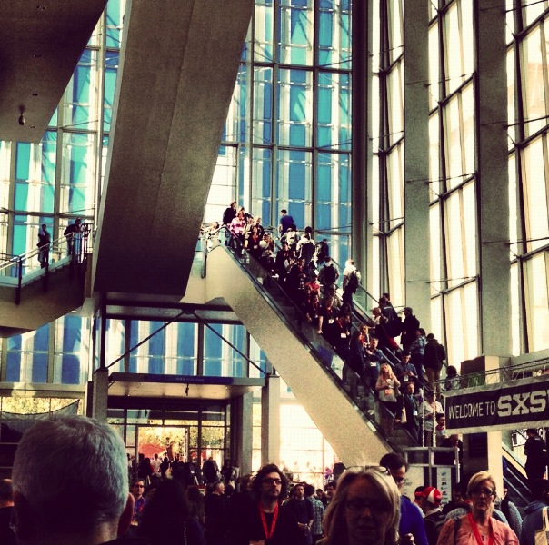 crowds at convention centre.jpg