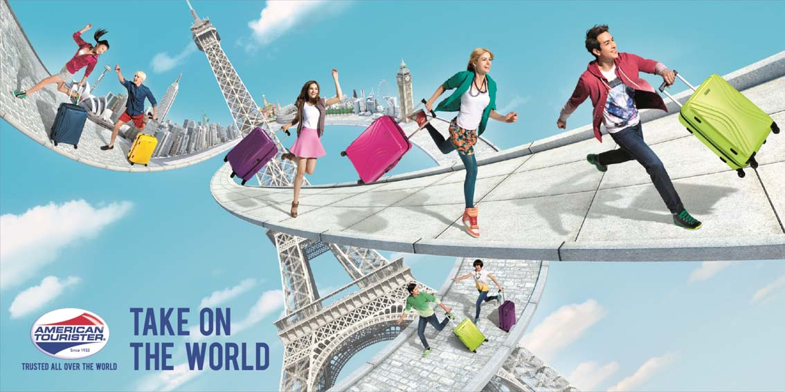 JWT Hong Kong and Samsonite Asia take on the world with new
