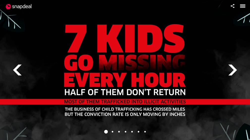 WATConsult, Snapdeal and Save The Children launch #KidsNotForSale