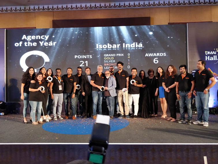 Isobar India is Agency Of The Year: iProspect India + Dentsu