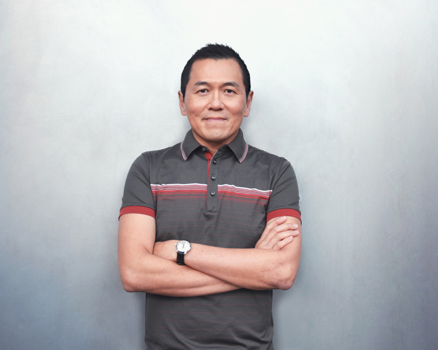 Take a first look at Spikes Asia Festival speakers with a Q&A from Ronald NG Global Chief Creative Officer Isobar