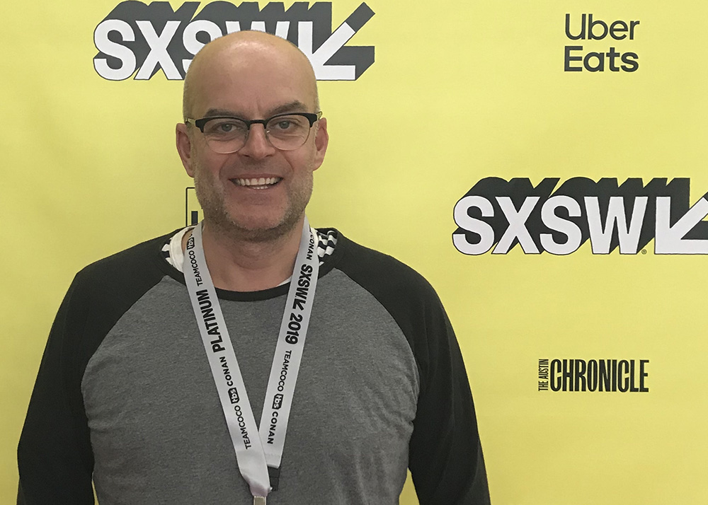 Nick Bayes' Diary of a SXSW virgin (last bit)